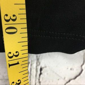 Coldwater Creek Pants - Coldwater Creek Black Stretch Knit Pants Sz L